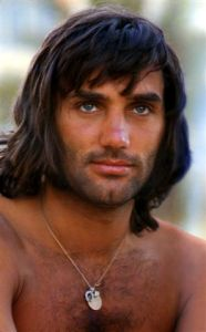 George Best on holiday in Majorca