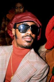 Stevie Wonder in London 1970