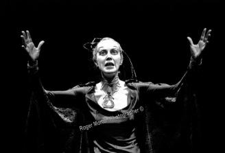 Steven Berkoff's Agamemnon at the Greenwich Theatre 1976
